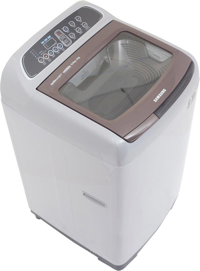 Best price on Samsung WA65K4000HD/TL 6.5 Kg Fully Automatic Washing Machine in India