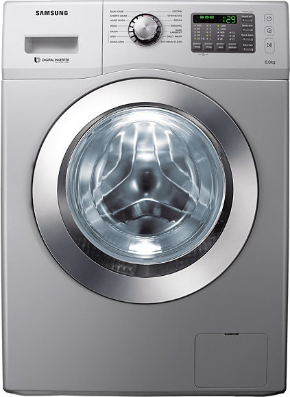 Best price on Samsung WF602B2BHSD 6 Kg Fully-Automatic Washing Machine in India