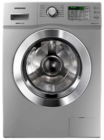 Best price on Samsung WF602B2BKSD/TL 6.0 Kg Front Load Fully Automatic Washing Machine in India
