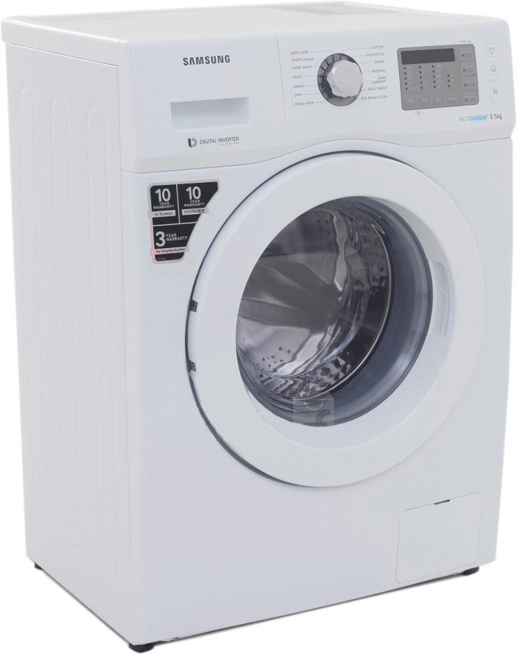 Best price on Samsung WF652U2SHWQ 6.5kg Fully Automatic Washing Machine in India