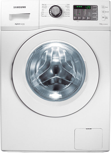 Best price on SAMSUNG 7 kg Fully Automatic Front Load Washing Machine  (WF700B0BKWQ/TL) in India