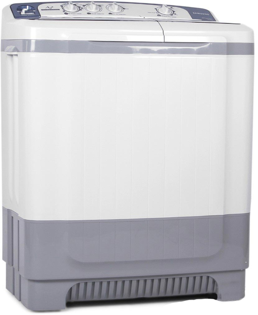 Best price on SAMSUNG 8 kg Semi Automatic Top Load Washing Machine  (WT1007AG/TL) in India