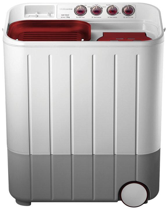 Best price on Samsung WT707QPNDMWXTL 7 Kg Semi Automatic Washing Machine in India