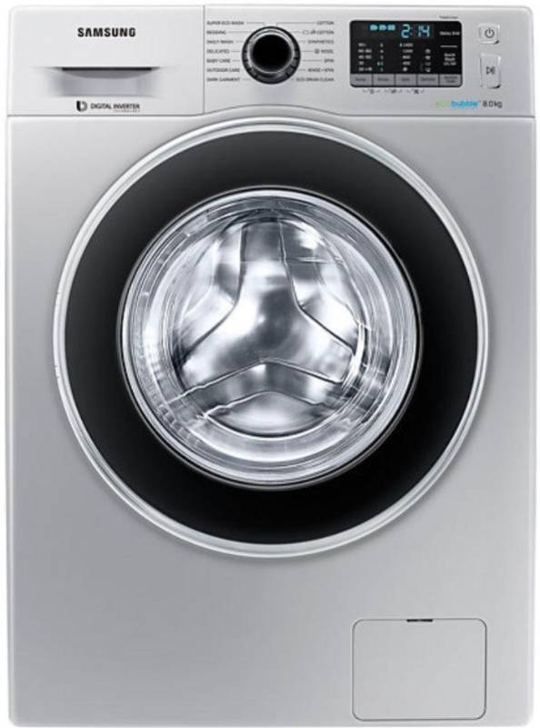 Best price on Samsung WW80J5410GS 8 Kg Fully Automatic Washing Machine in India