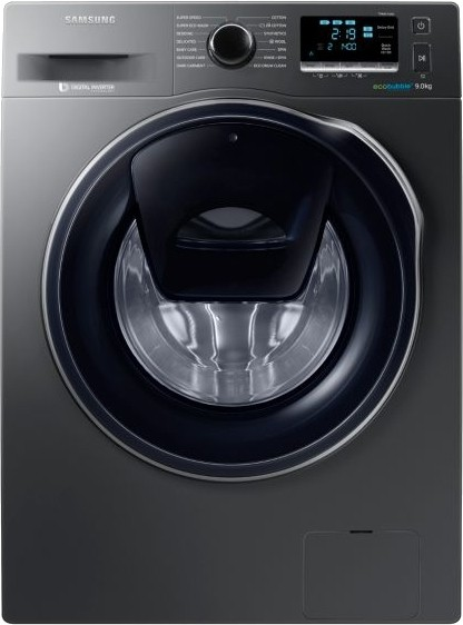 Best price on Samsung WW90K6410QX/TL 9 Kg Fully Automatic Washing Machine in India