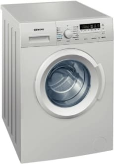 Best price on Siemens WM10B26SIN 6 Kg Fully Automatic Washing Machine in India