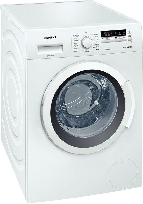 Best price on Siemens WM10K260IN 7 Kg Fully Automatic Washing Machine in India