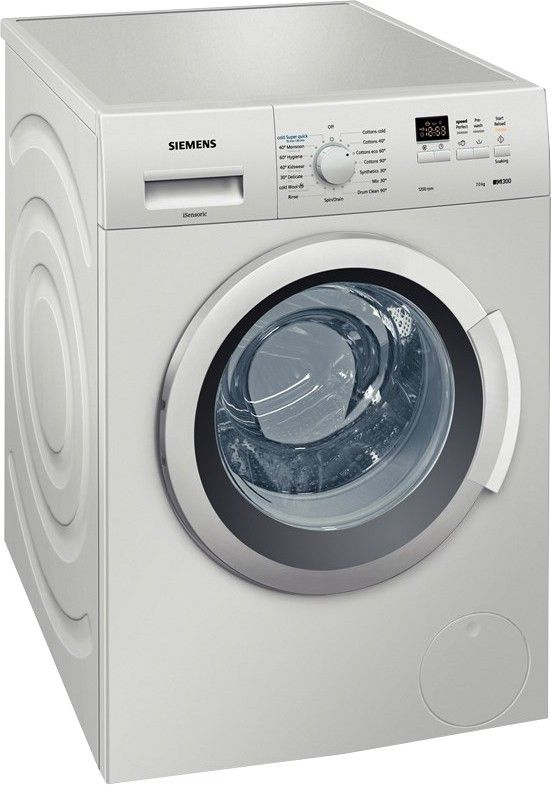 Best price on Siemens WM12K168IN 7 Kg Fully Automatic Washing Machine in India