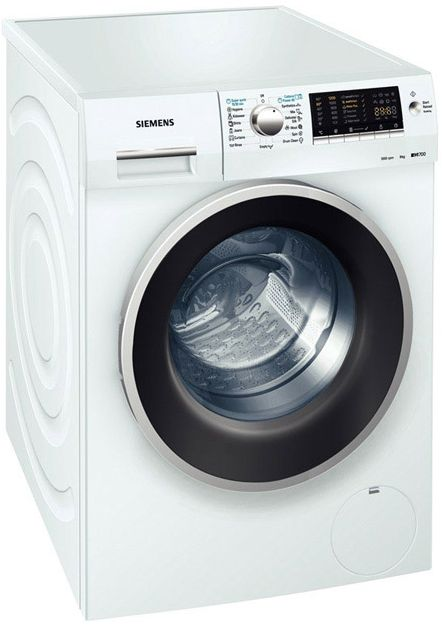 Best price on Siemens WM12S460IN Automatic 8 Kg Washing Machine in India