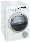 Best price on Siemens WT46B201IN Condensed 8 Kg Font-loading Tumble Dryer - Front in India