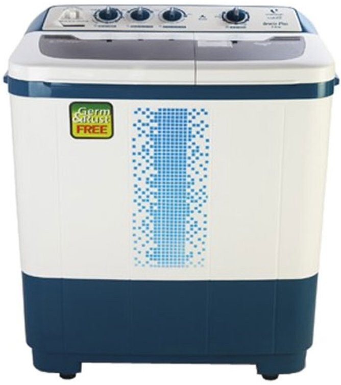 Best price on Videocon 72H12BBA 7.2 Kg Semi Automatic Washing Machine in India