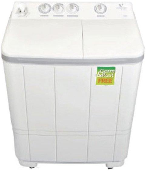 Best price on Videocon Semi automatic washing machine 6.8 Kg - VS68NPBS/VS68E11 in India