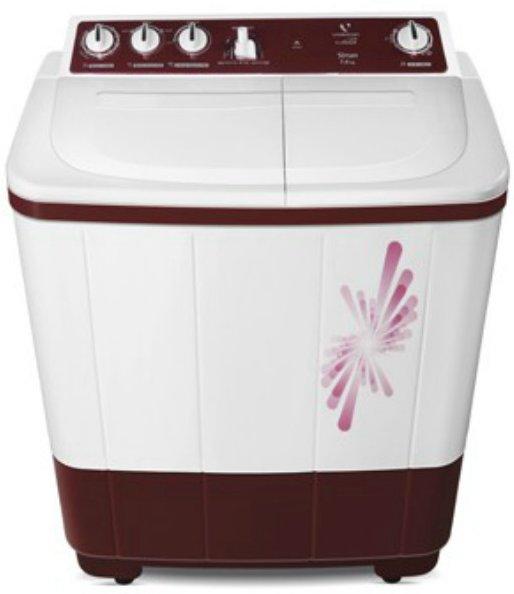 Best price on Videocon VS70L11-DMK Semi-Automatic 7 kg Washing Machine in India