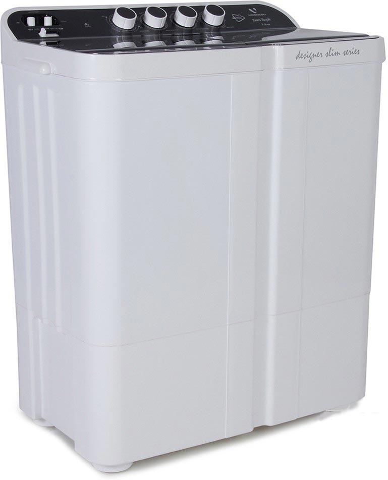 Best price on Videocon Zaara Royale VS75Z11 7.5 Kg Semi Automatic Washing Machine in India