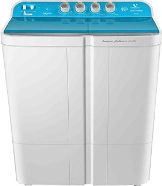Best price on Videocon VS75Z20 7.5 Kg Semi Automatic Washing Machine in India