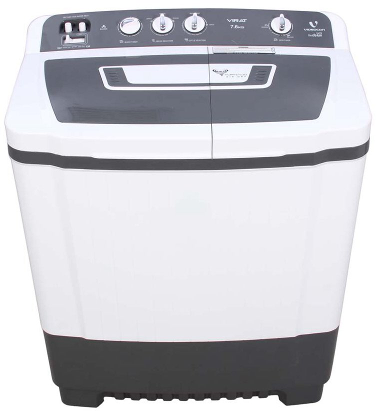 Best price on Videocon VS76P13 Virat Semi-Automatic 7.6 kg Washing Machine in India