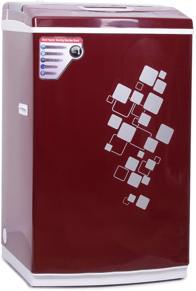 Best price on Videocon VT60H12 Digi Gracia Prime 6 Kg Top Load Fully Automatic Washing Machine in India