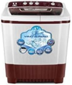 Best price on Videocon WM VS80P21-DMK 8 Kg Semi Automatic Washing Machine in India