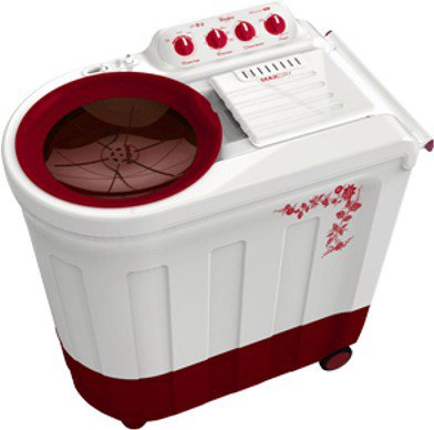 Best price on Whirlpool Ace Stainfree 8.2 Kg Semi-Automatic Washing Machine in India