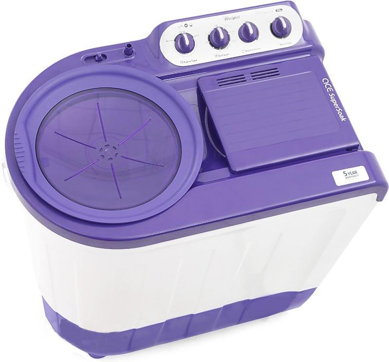 Best price on Whirlpool ACE Super Soak 7 Kg Semi Automatic Washing Machine in India